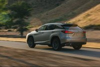 2023 Lexus RX 350 Release date