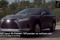 2023 Lexus RX 350 Specs