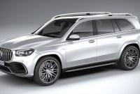 2023 Mercedes GLS Specs