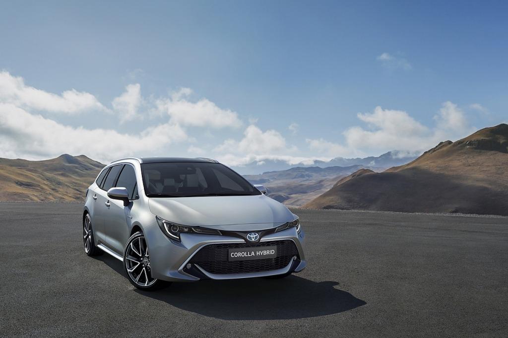 2023 Toyota Avensis Drivetrain