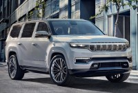 2023 Jeep Grand Wagoneer Concept