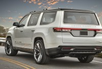 2023 Jeep Grand Wagoneer Exterior