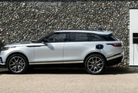 2021 Range Rover Velar Engine