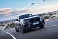 2022 BMW X6 M Images
