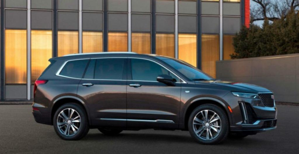 2022 Cadillac XT3 Concept