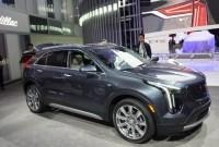 2022 Cadillac XT3 Exterior