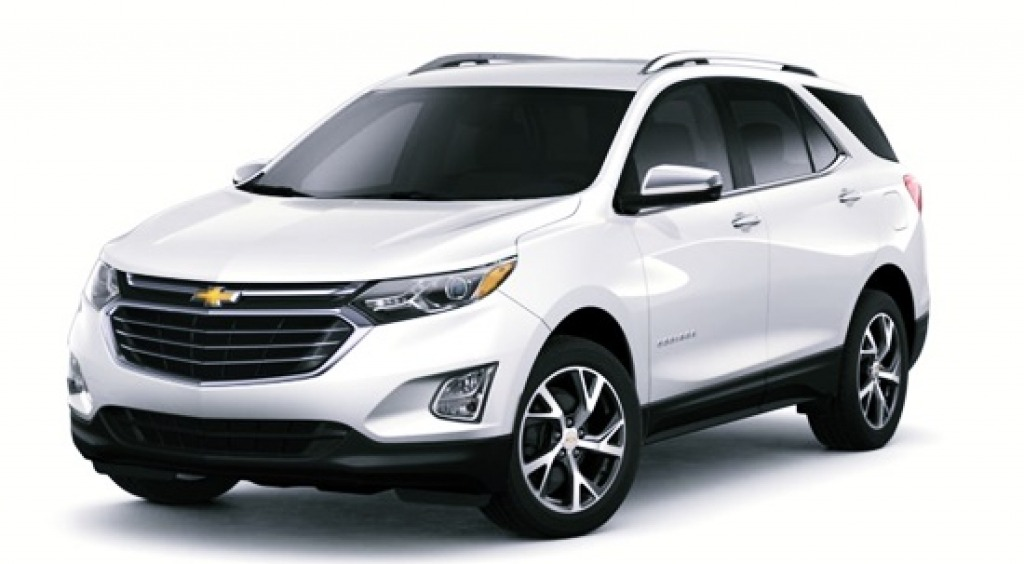 2022 Chevy Equinox Images