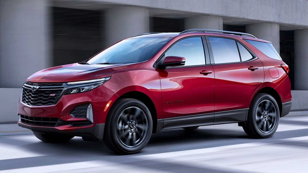 2022 Chevy Equinox Release Date