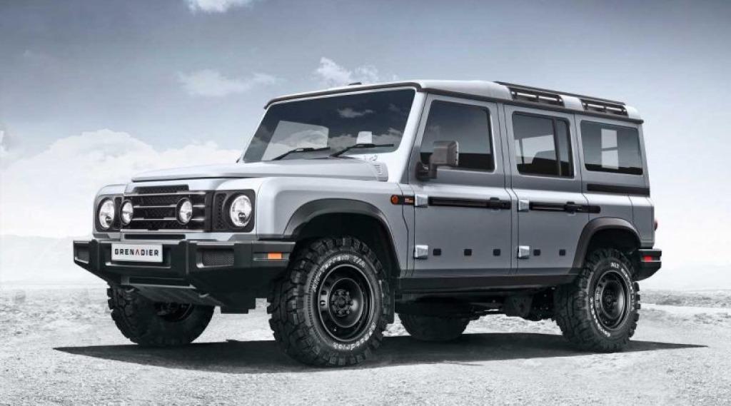 2022 Land Rover Defender Concept
