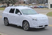 2022 Nissan Pathfinder Pictures