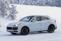 2022 Porsche Cayenne Spy Shots