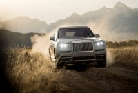 2022 Rolls Royce Cullinan Pictures