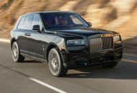 2022 Rolls Royce Cullinan Wallpaper