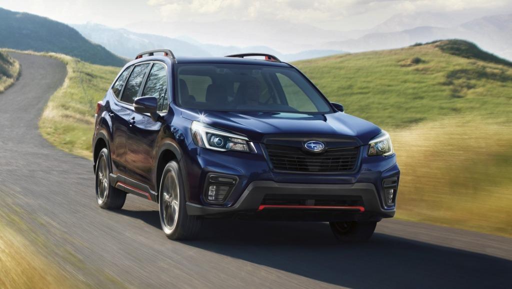 2022 Subaru Forester Redesign