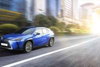 Lexus UX SUV 2023 Pictures