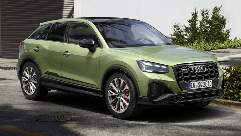 2023 Audi Q2 Concept