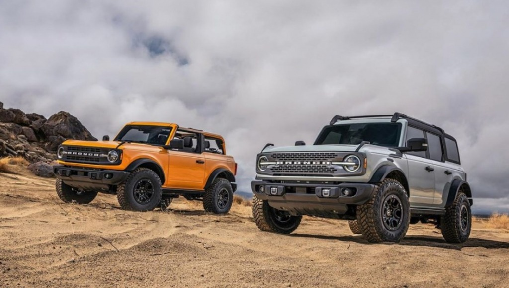 2023 Ford Bronco Pictures