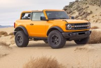 2023 Ford Bronco Release date