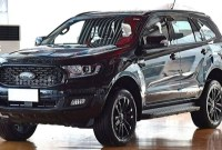 2023 Ford Everest Price