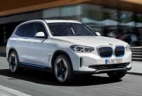 2023 BMW iX3 Powertrain