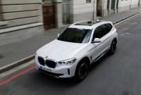 2023 BMW iX3 Spy Photos