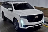 2023 Cadillac Escalade EXT Pictures