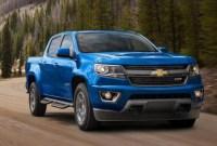 2023 Chevrolet Colorado Spy Photos
