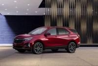 2023 Chevrolet Equinox Spy Shots