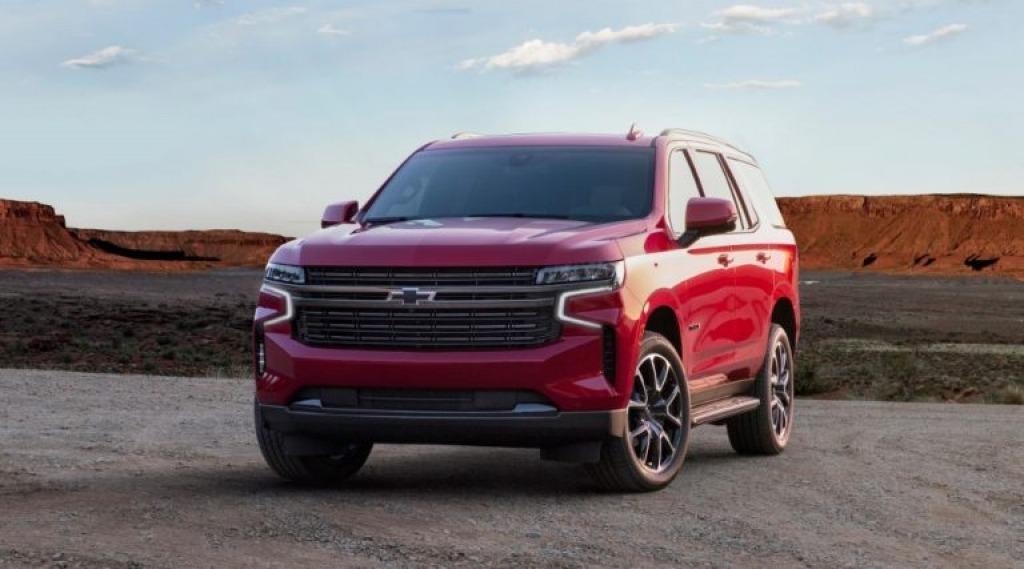 2023 Chevrolet Tahoe Concept