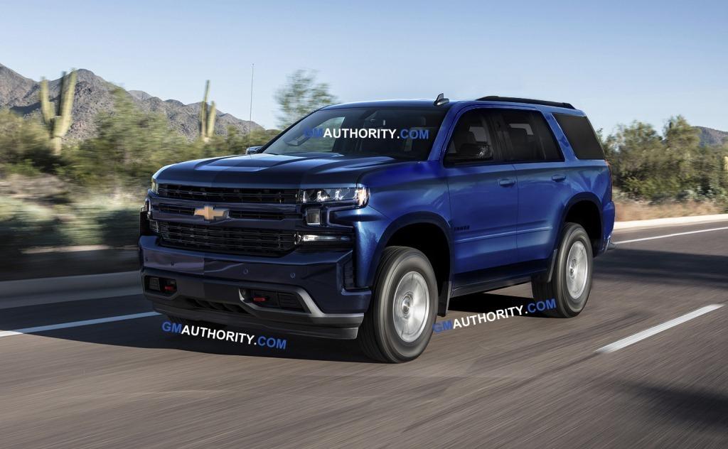 2023 Chevrolet Tahoe Release Date