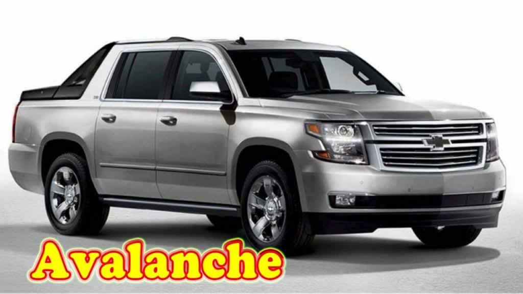 2023 Chevy Avalanche Drivetrain
