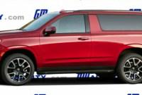 2023 Chevy Blazer Redesign