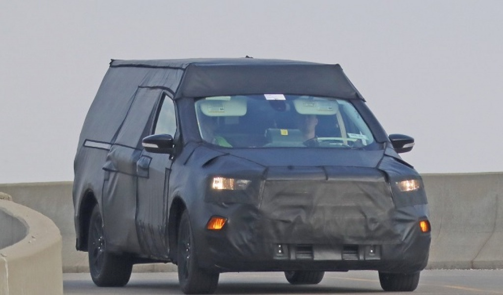 2023 Ford Courier Engine