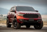 2023 Ford Everest Concept