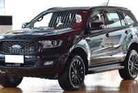 2023 Ford Everest Images