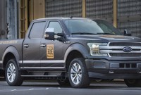 2023 Ford F150 Electric Truck Exterior