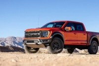 2023 Ford F150 Electric Truck Wallpaper
