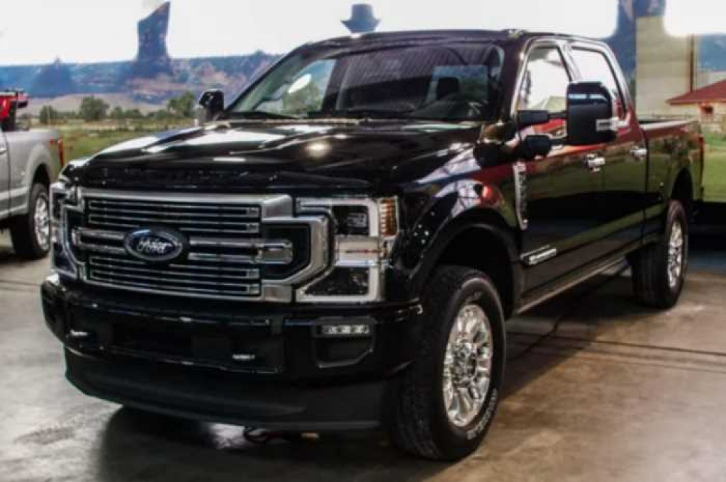 2023 Ford F450 Pictures