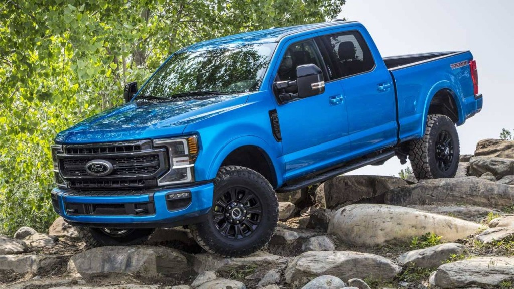 2023 Ford FSeries Super Duty Pictures