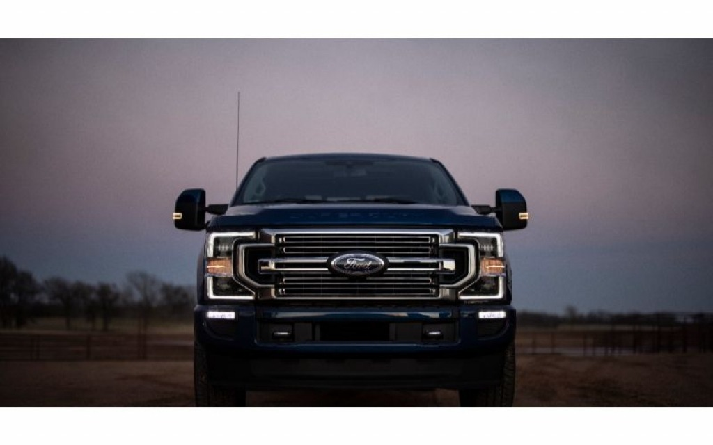 2023 Ford FSeries Super Duty Release Date
