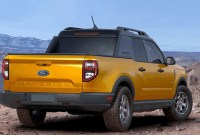 2023 Ford Maverick Specs