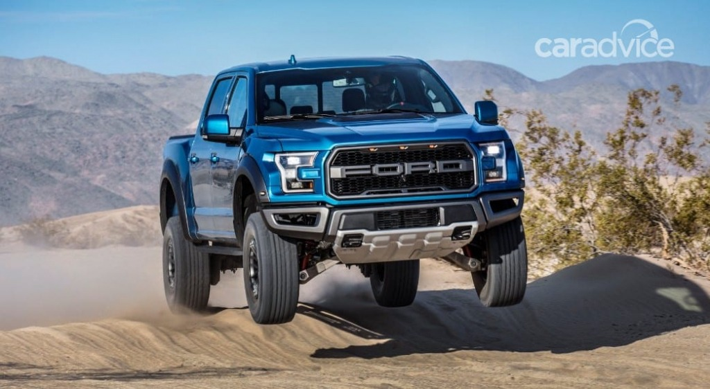 2023 Ford Ranger Raptor Wallpapers