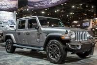 2023 Jeep Gladiator Drivetrain