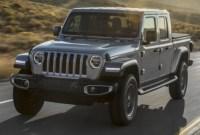 2023 Jeep Gladiator Spy Photos