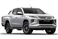 2023 Mitsubishi Triton Redesign