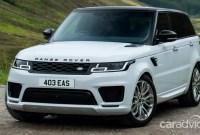 2023 Range Rover Sport Engine