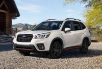 2023 Subaru Forester Specs