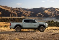 2023 Toyota Tacoma Trail Edition Exterior