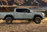 2023 Toyota Tacoma Trail Edition Pictures