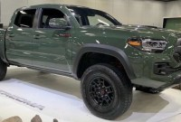 2023 Toyota Tacoma TRD Pro Spy Photos